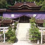 都久夫須麻(つくぶすま)神社(本殿国宝)
