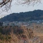 甘樫丘(あまかしのおか)からの景色 天の香具山