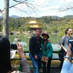 Kinkaku-ji Temple (Rokuon-ji Temple)