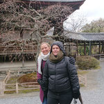 This is Tenryuji, a Zen temple built in the 14th century.