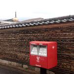 本隆寺 不焼寺(やけずのてら)の土壁