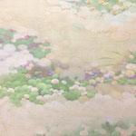 わきたちて canvas,oil,soil 50×65cm