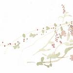 秋草 watercolor,paper  18.2×25.7cm