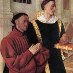 Etienne Chevalier et St Stéphane - formats: 50,8 x 58,60 cm
