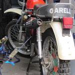 Endlich ist sie da, die Garelli Enduro 40 :-)