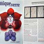 « Emaux naturels couleur Camargue », La Revue de la Céramique et du Verre - juillet 2020