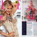 Pas à Pas création, ELLE Magazine - décembre 2009