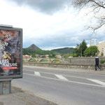 Campagne d'affichage de la Bambouseraie, 2016
