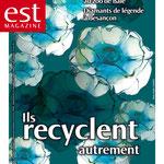 Photo de couverture, Est Magazine - mai 2011