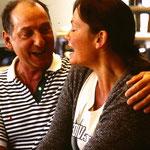 Nathalie Kollo im Duett mit Heinz Rennhack