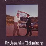 Joachim Tettenborn wird in Universal City empfangen