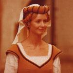 Diana Körner als Margarete, Ehefrau von Tilmann Riemenschneider