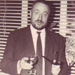 Tettenborn war Redaktionsleiter der Hauptabteilung 'Fernsehspiel und Film' beim ZDF (Archiv Tettenborn)