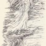 Isa Dietrich - Die irre Bettlerin von Helgoland