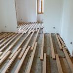 vers un plancher traditionnel