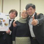 今年の社長賞!
