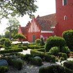 Odden-Kirke: Klassisches Beispiel für dänische Kirchen