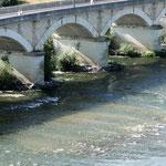Die Brücke über die Loire