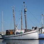Im Hafen von Havneby