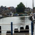 Wasser, Brücken und Boote - daraus besteht Lemmer