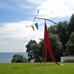 Im Park von Louisiana: Eine Miró-Plastik