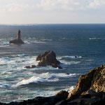 Pointe du Raz - der westlichste Punkt Frankreichs