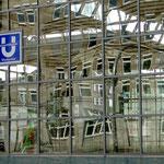 Zusammenstürzende Altbauten am U-Bahnhof Westentor