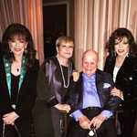 Joan & Jackie attend Don Rickles 89th birthday at The Sunset Tower Hotel Hollywood May 8th 2015