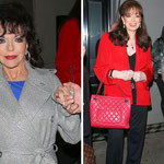 Joan meets up with Jackie at Craig's Restaurant West Hollywood May 7th 2015