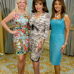 Joan with Janet Levy & Debbie Porecco at The Annual Old Bags Luncheon at The Breakers in Palm Beach  March 17th 2015
