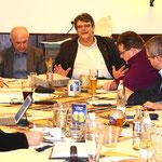 Bundesvorstandssitzung der Sparte Handel in Graz am 21.02.2018