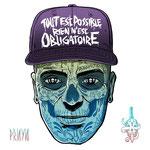 Paranoyan - Tout est possible, rien n'est obligatoire (2019) Enregistrement, Mixage, Mastering