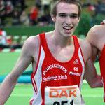 Florian Herr - Sieger über 10 km