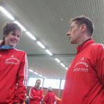 Sandra Clemens und Egon Bröcher