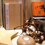 Notizbücher aus Holz