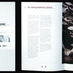 Imagebroschüre für PROTEMA Unternehmensberatung