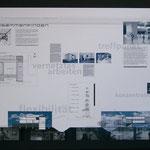 Plakat für Architekturentwurf