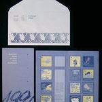 Weihnachtskarte für Druckerei Imberger