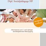 Broschüre für die Hochschule für Soziales in Aargau, Schweiz