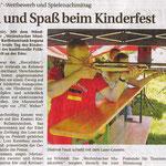 Frankenberger Zeitung, Do. 6. Juli 20062 Text und Foto: mir