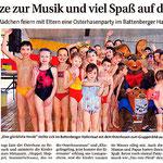 Frankenberger Zeitung, 14. April 2009