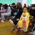 児童祝福式
