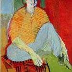 Stephan, Eitempera auf Leinwand, 100/70 cm ca. 2000