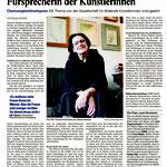 Artikel der Basellandschaftlichen Zeitung.