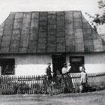 хата в Загірному 1972 рік. House in Zahirne 1972 years
