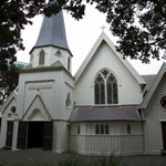 Holzkirche in Wellington