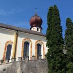 Kirche in Tiers