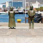 hier sind die 5 Friedens-Nobelreisträger von Südafrika
