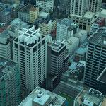 von der Aussichtsplattform des Fernsehturm fotografiert