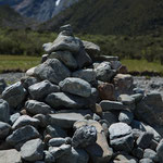 Steinmännchenpyramide